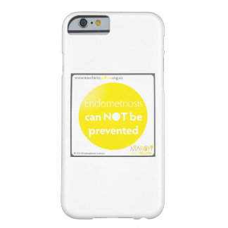 MIY - Cannot be prevented Barely There iPhone 6 Case