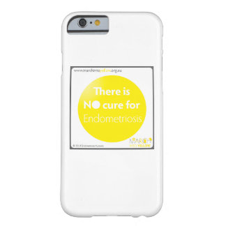 MIY - No Cure Barely There iPhone 6 Case
