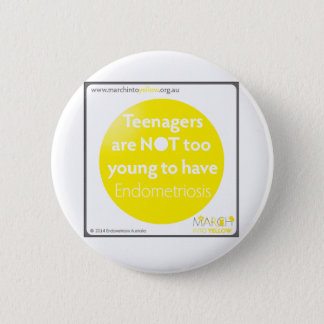 MIY - Teenagers 6 Cm Round Badge