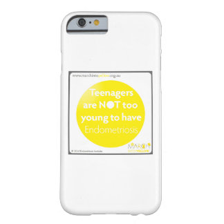 MIY - Teenagers Barely There iPhone 6 Case