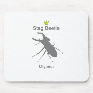 Miyama Stag Beetle g5 Mouse Pad