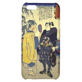 Miyamoto Musashi and the Fortune Teller c. 1800's iPhone 5C Case
