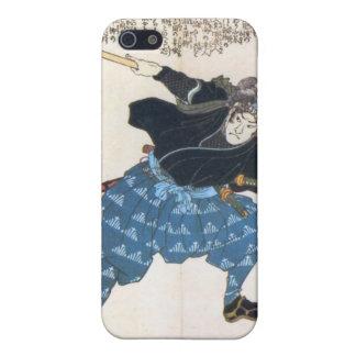 Miyamoto Musashi Painting c 1800 s iPhone 5 Case