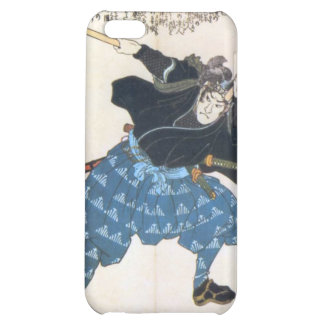 Miyamoto Musashi Painting c. 1800's iPhone 5C Covers