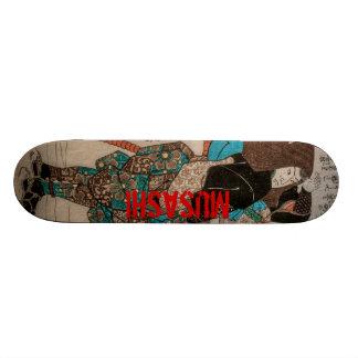 Miyamoto  Musashi Skate Board Decks