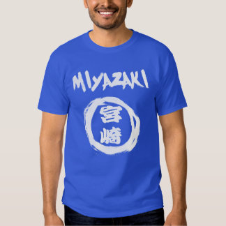 Miyazaki Graffiti Shirt