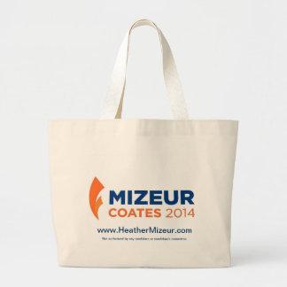 Mizeur Coates Canvass Tote Bag