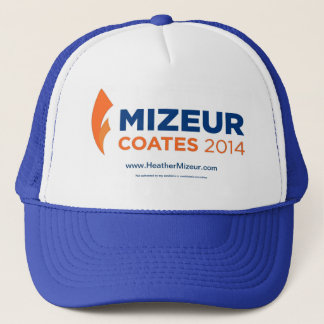 Mizeur Coates Trucker Hat