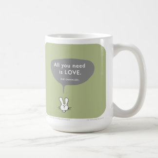MJ1557 love cheesecake Coffee Mug