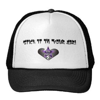 MJ Law Stick It In Your Ear Hat