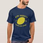 MJN Varsity- Travelling Lemon (Crieff) T-Shirt