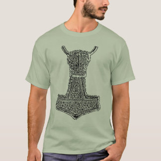 Mjollnir - Thor's Hammer T-Shirt