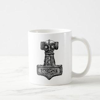 Mjolnir: Thor's Hammer Coffee Mug