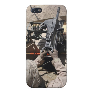 MK-19 automatic grenade launcher iPhone 5/5S Cover