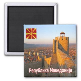 MK - Macedonia - Ohrid Lake Magnet