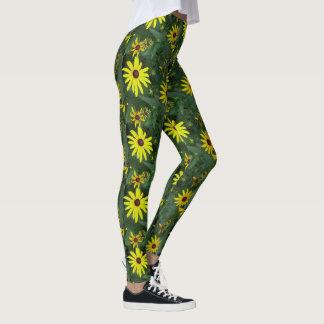 MkFMJ flower's Leggings