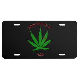 MKFMJ Marijuana Leaf
