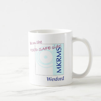 MKRMS Food Safety Logo Mug