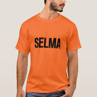 MLK Day-Selma Black T-Shirt