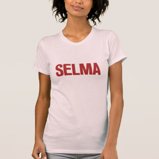 MLK Day-Selma Red T-Shirt