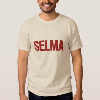 MLK Day-Selma Red T Shirt