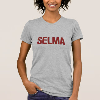 MLK Day-Selma Red Shirts