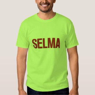 MLK Day-Selma Red Tshirts