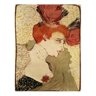Mlle. Marcelle Lender, 1895 Postcard