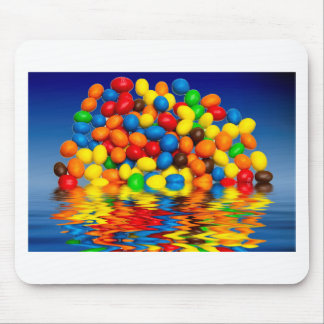 MM chocolate sweets Mouse Mat