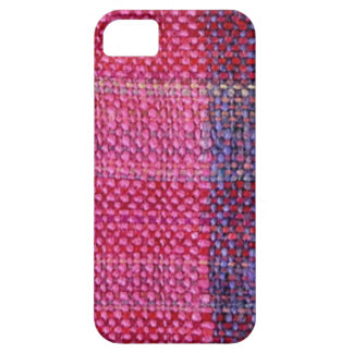mm handwovens pink iPhone 5 cases