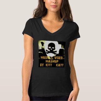 MM.kiTT KaTT LOGO Artist T-Shirt