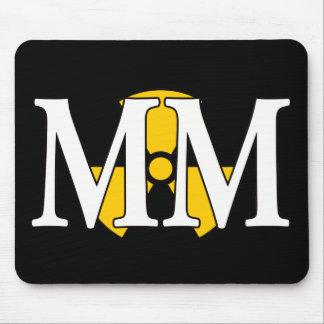 MM - Machinist's Mate Mousepads