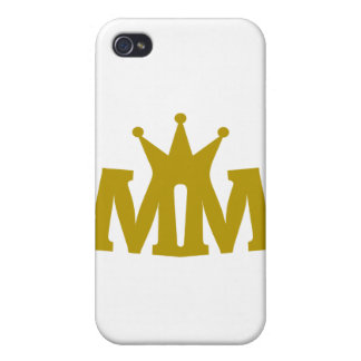 MM-real iPhone 4 Cases