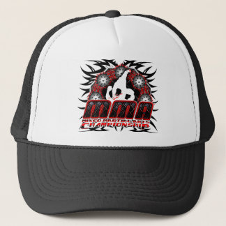 MMA 04 TRUCKER HAT