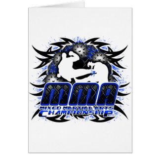 MMA 22 GREETING CARD