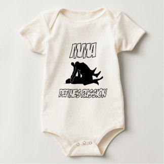 MMA designs Baby Bodysuit
