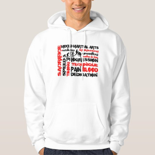 MMA - Elements of (r)evolution Hoodie
