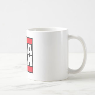 MMA FAN mixed martial arts MMA Basic White Mug