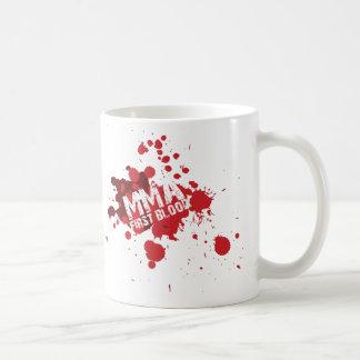 MMA First Blood Mug