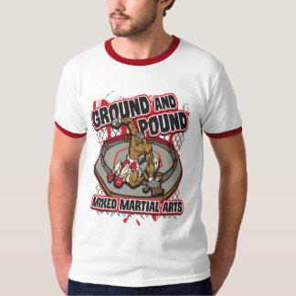 MMA Ground and Pound T-Shirt