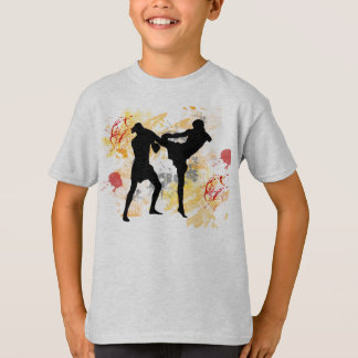 MMA Head Kick T-Shirt