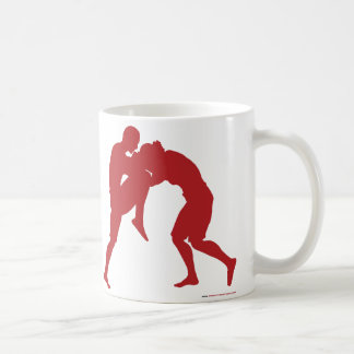 MMA K.O. KNEE COFFEE MUG