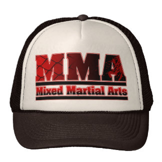 MMA Mixed Martial Arts Chain & Blood Cap