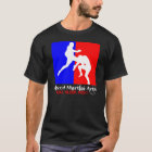 MMA - Mixed Martial Arts Pro Logo T-shirt ESF