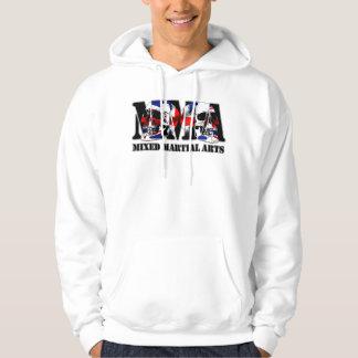 MMA Mixed Martial Arts UK Skulls Sweatshirt