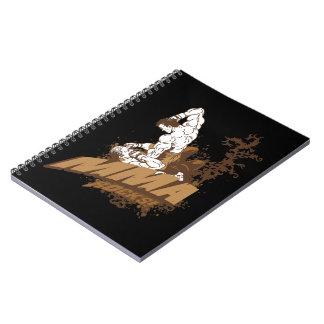 MMA Rocks Notebook