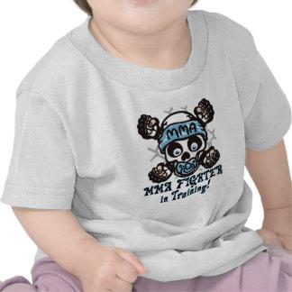 MMA Skull and Binky Tee Shirt