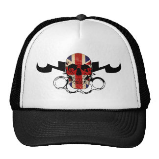 MMA United Kingdom Skull Cap