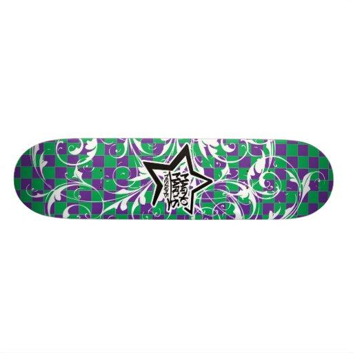 MMD Graffiti Logo Skateboard