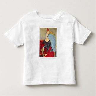 Mme Hebuterne in a Blue Chair, 1918 Toddler T-Shirt
